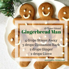 28. Gingerbread Man